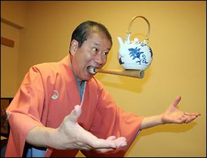 海老一染之助・染太郎は「おめでとうございま〜す」のお染ブラザーズ!いつもより余計に回しております~!!